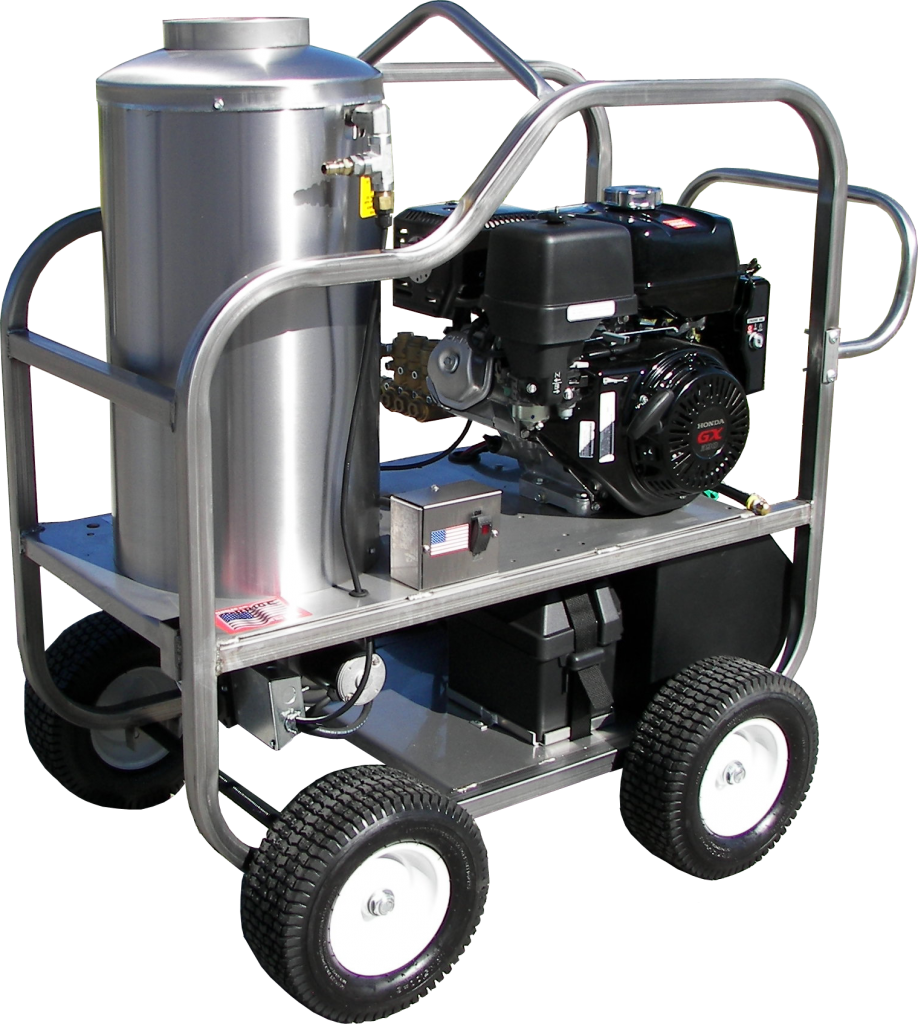 power washer portable