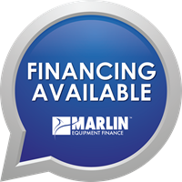 Financing Marlin logo for pressure washers in phoenix arizona