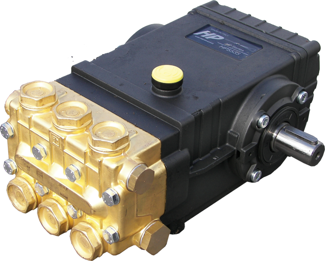 HP Series Pump new pressure system