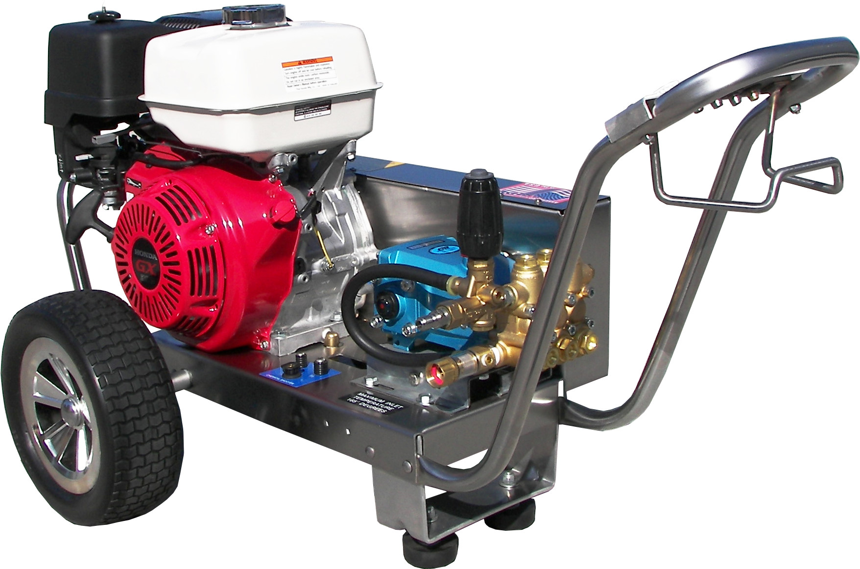 Pressure Washers manufacturing, repair, parts and rental