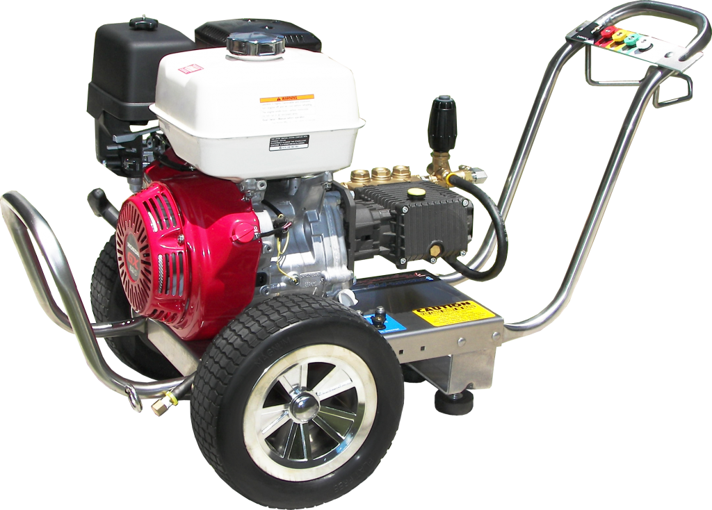 Pressure washers in Phoenix - power washer portable