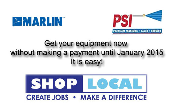 website banner no payments buy local copy
