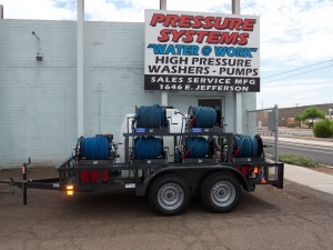 Pressure Washer & cleaning equipment