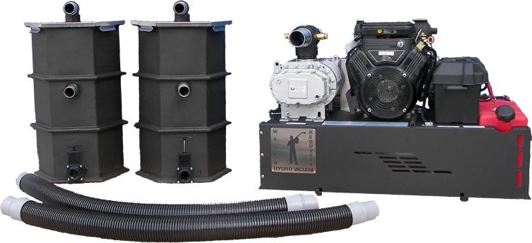 water vacuum industrial