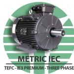 GREEN LINE-Metric IEC